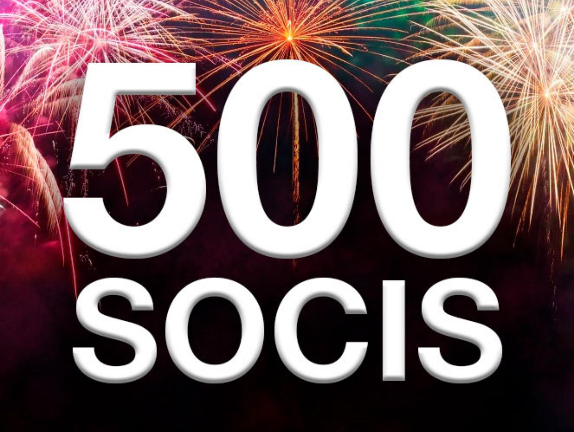 Princiesport arriba als 500 abonats!